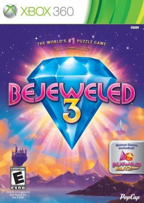 Descargar Bejeweled 3 [MULTI][USA][XDG2][iCON] por Torrent
